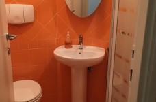 2° bagno con box doccia