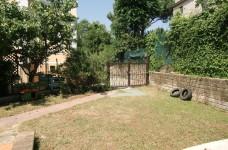 giardino di proprietà