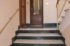 atrio portone/ascensore