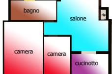 planimetria rappresentativa