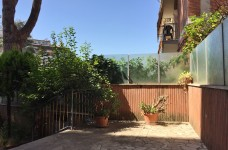 cortile condominiale